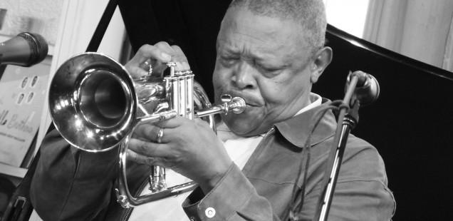 Hugh Masekela Makes Jazz History At Eubie Live!