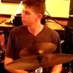 Drummer Jack Naden