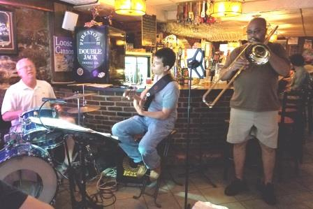 FIRST-TUESDAY JAMS AT JUDGES BENCH, ELLICOTT CITY