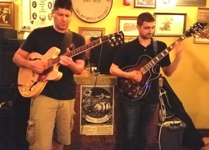 STRAIGHT-AHEAD JAZZ JAM AT LIAM FLYNN'S THURSDAY NIGHTS