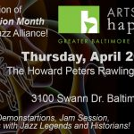BJA CELEBRATES JAZZ APPRECIATION MONTH APRIL 20
