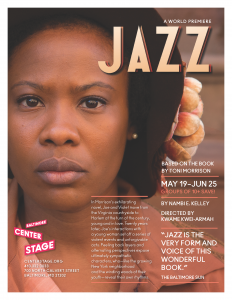 "Baltimore Center Stage present ""Jazz"""