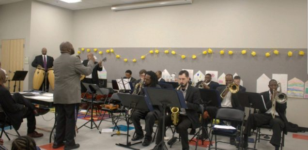 New World Outreach Jazz Orchestra